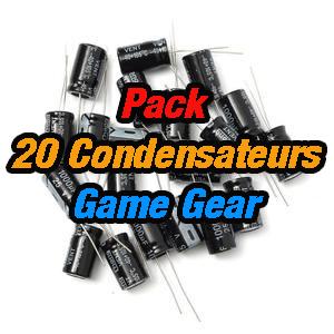 Condensateurs GG