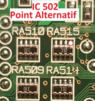 IC502 Point Alternatif
