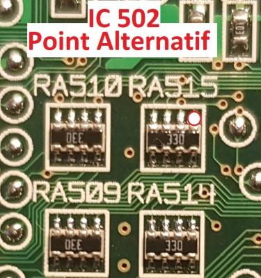 IC502 Point Alternatif