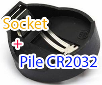 cr2032+socket-2