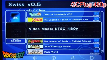 video mode ntsc-480p