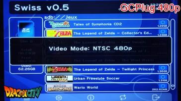 video mode ntsc-480p
