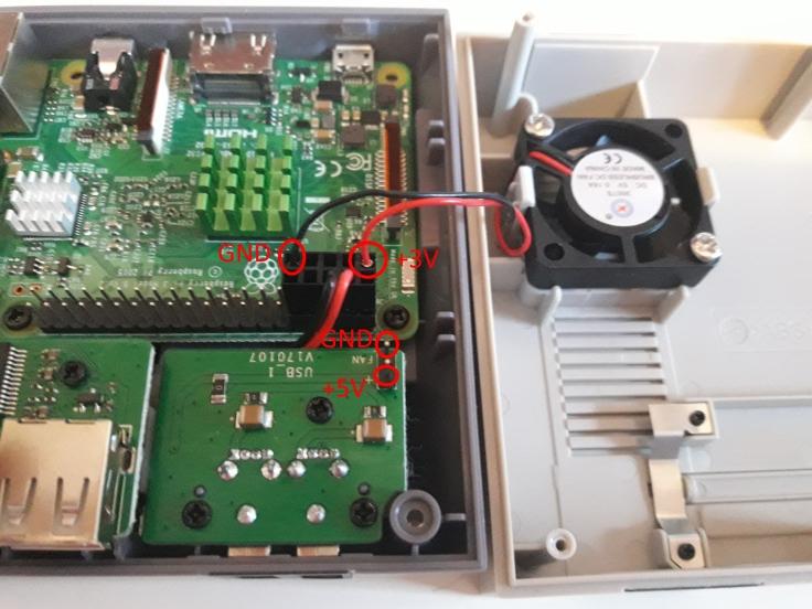 recalbox  installer recalbox 4 1 0 sur un raspberry pi 3 avec un boitier nespi case  u2013 dragoncity