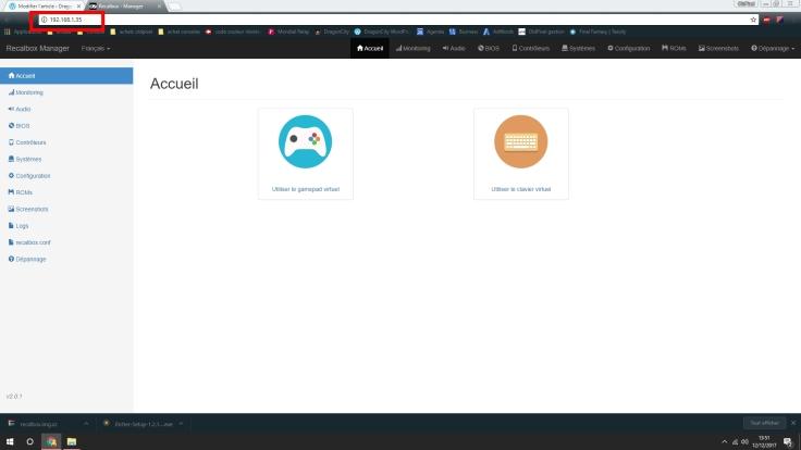 Recalbox] Installer Recalbox 4 1 0 sur un Raspberry Pi 3 avec un