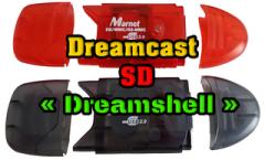 sd dreamshell adaptateur