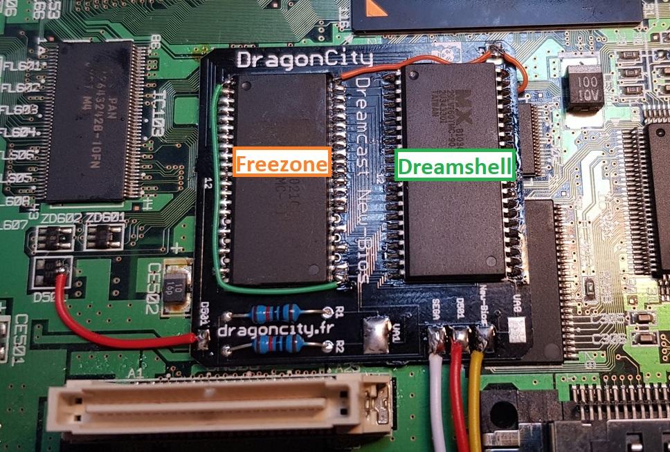 Can someone explain the ide mod - Dreamcast-Talk com