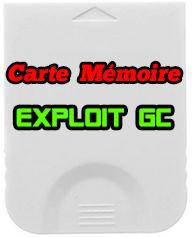 Carte Mémoire Exploit GC (Copier)